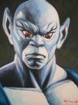 Panthro by HillaryWhiteRabbit