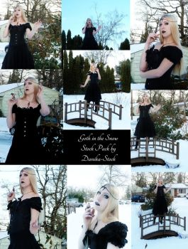 Low Resolution Gothic Stock Pack by Danika-Stock