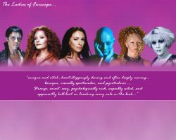 The Ladies of Farscape by janey-13
