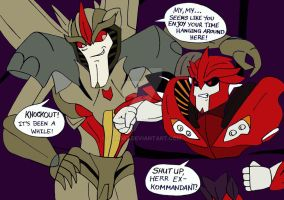 TFP: Heeeello, doctor by xero87