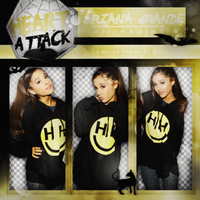 +Ariana Grande|Pack Png by Heart-Attack-Png