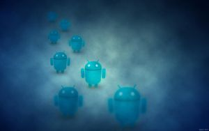 EgFox Android Blue HD 2011 by Eg-Art