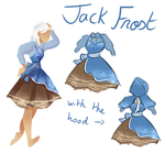 [Darling Army Contest] Jack Frost by Jeananas
