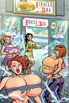 How to Sell Miracle Bras by expansion-fan-comics