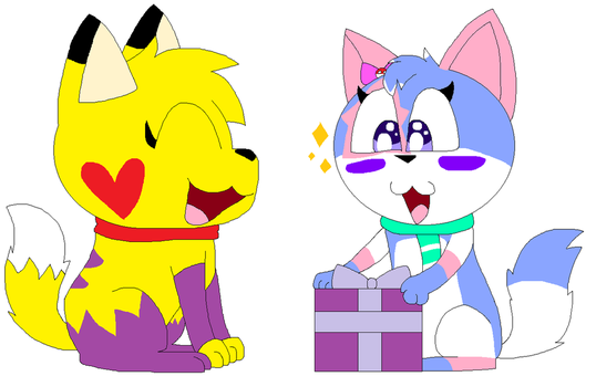 Happy Birthday ArcticKitty81 by LisaDots123