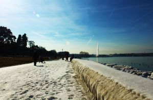 Geneve Glace by PhotonicBohemian