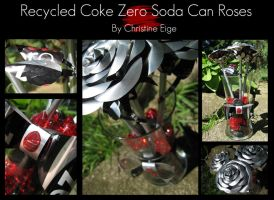 Coke Zero Roses - Full by Christine-Eige