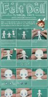 Felt Doll Tutorial Part 1 by odilzz