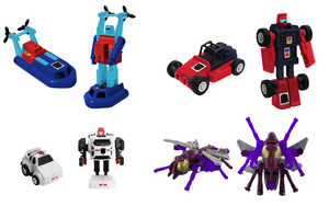 Gobots Digibash 5 by Air-Hammer