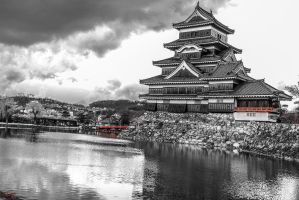 dramatic architecture in Japan by Rikitza