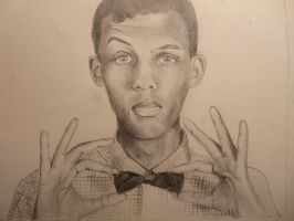 Stromae by chitraah