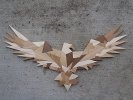 Scrap Eagle by MarshallJM