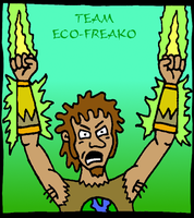 Team Eco-Freako by Rennon-the-Shaved