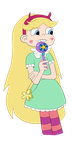 Star Butterfly by Mixedmind