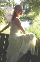 Old Pics -Fairy- 05 by Gracies-Stock
