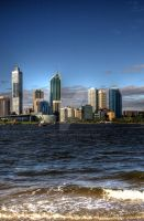 City of Perth by GerryMac