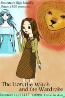 Welcome to Narnia by yuukie-chan