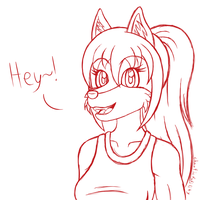 ''Hey!'' by ChaoticFutility