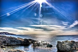 Shores of Newmans Cove - HDR by Witch-Dr-Tim