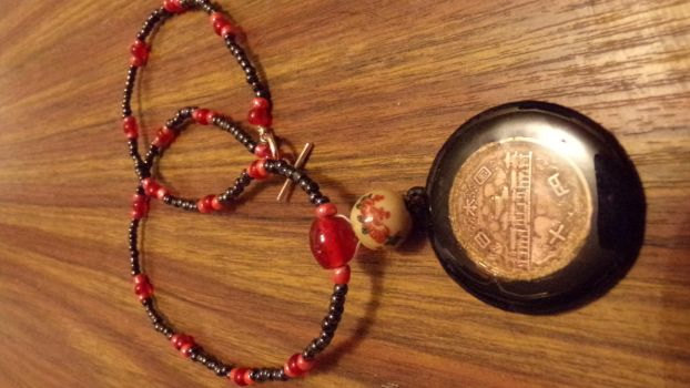 Chinese Necklace 1 by Sandy-reaper