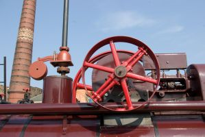 Dutch Steam Engine Museum 13 by steppelandstock