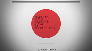 Simplicity by afteroid