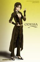 Commission: Odessa by avimHarZ