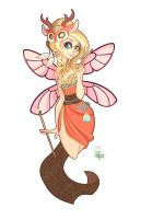 Spritely Fae Commission by MeoMai