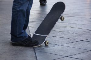 Skateboard by bowtiephotography