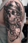Upper part of gangster sleeve by Nis-Staack