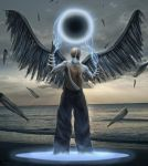 Angel of Nebulous. by hybridgothica
