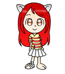 CHIBI MITTY by HOBYMIITHETACTICIAN