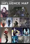 Silence is Gold_Influence Map by Silence-is-gold