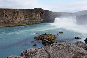 Godafoss by Valandill