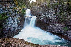 .:St. Mary Falls:. by RHCheng
