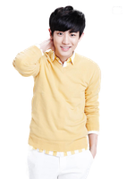 Render - PNG {EXO's Chanyeol} by EXOtic-Shinniee