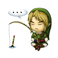 Zelda Collab - Fishing Rod by Heroine-of-Time-7