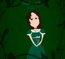 Daughter of Green (edited) by lollimewirepirate