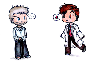 House MD - more than, colon, C by dongpeiyen1000