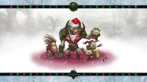 Christmas 2014: A Bog Family Christmas by Holyknight3000
