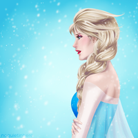 Elsa by noquietinhere