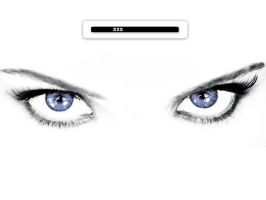 Angelic Eyes by computerarts