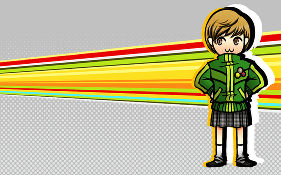 Chie For You by CourtHouse