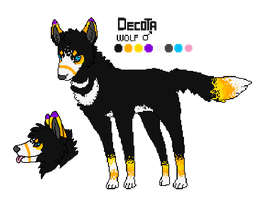 Decota Reference Sheet by SharkSouls