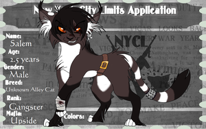 NYCL  - Salem Application by sjsaberfan