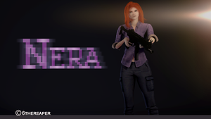 Nera After Battle by 6Thereaper