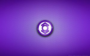 Wallpaper - Indigo Tribe Logo by Kalangozilla