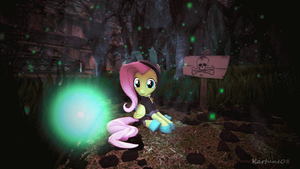 magical forest [SFM] [GIF] by Kartune08