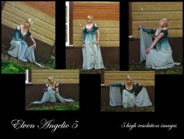 Elven Angelic 5 stock pack by Mithgariel-stock