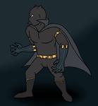 Gift: Black Panther by JomoOval